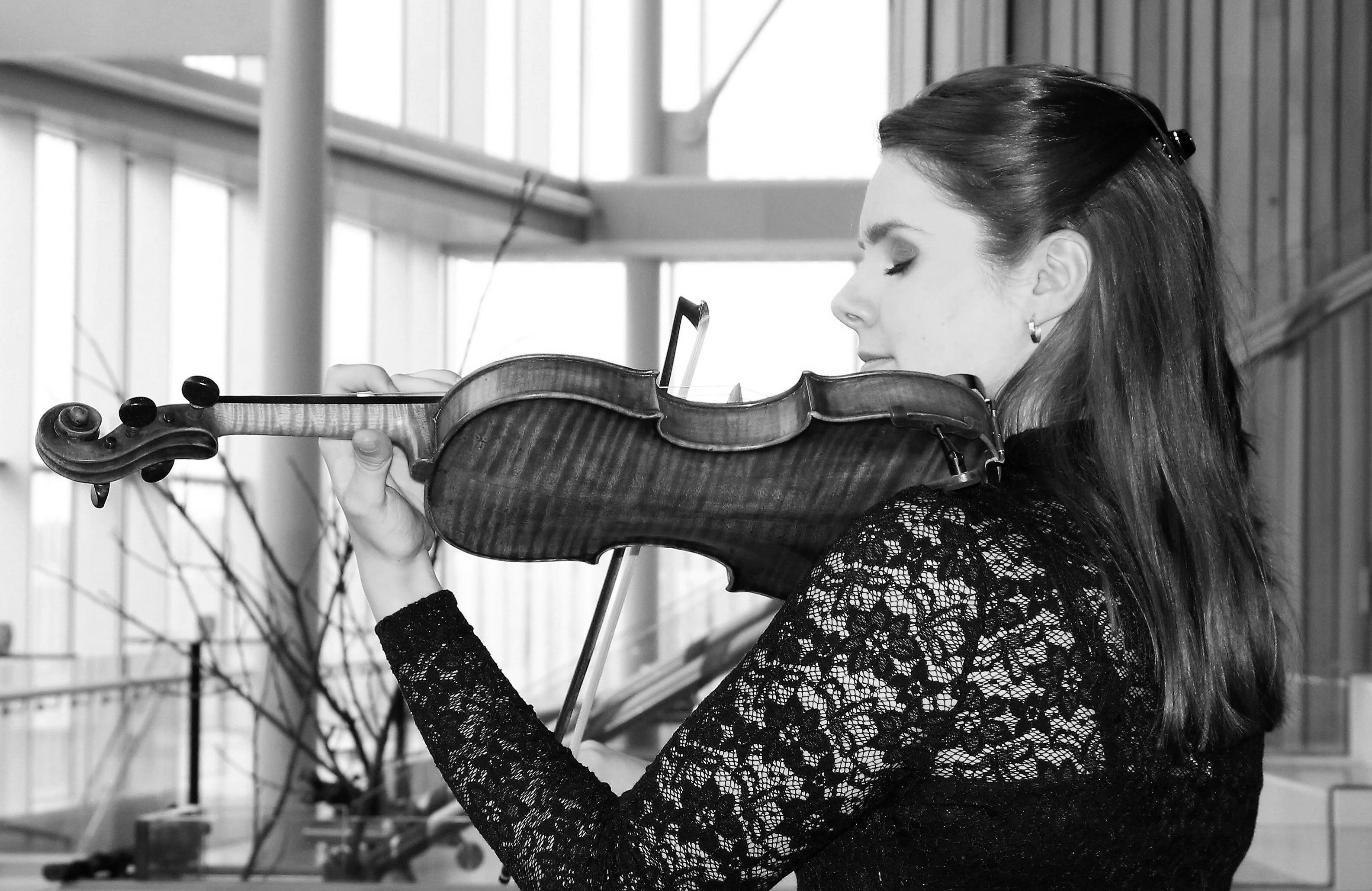 Vera Beumer – violinist